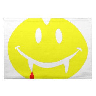 vampire emoji dracula placemat