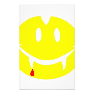 vampire emoji dracula stationery