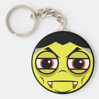Vampire Face Keychain