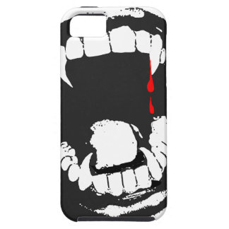 Vampire Fang iPhone 5 Case-Mate Case