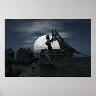Vampire: Full Moon Rising Poster