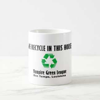 Vampire Green League Coffee Mug