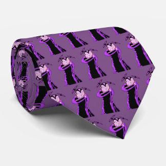 Vampire Halloween Tie