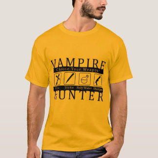 Vampire Hunter T-Shirt