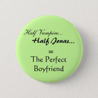 vampire jonas boyfriend 2 inch round button