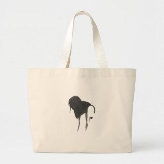 Vampire Large Tote Bag