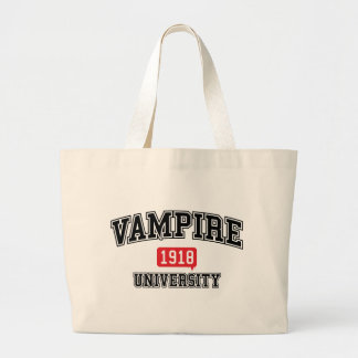 Vampire Large Tote Bag