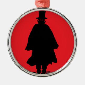 Vampire Metal Ornament
