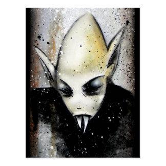 Vampire Nosferatu Postcards