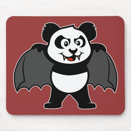 Vampire Panda Mouse Pad