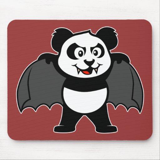 Vampire Panda Mouse Pads