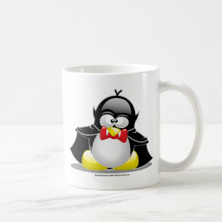Vampire Penguin Coffee Mug
