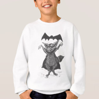 Vampire Raccoon Sweatshirt