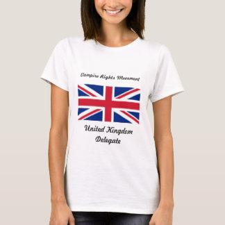 Vampire Rights - UK T-Shirt