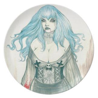 Vampire Shannon Plate