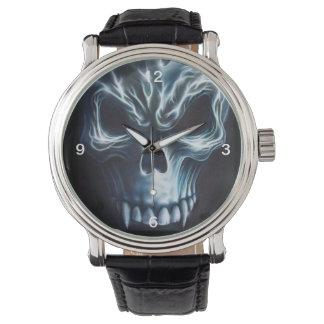 Vampire Skull Wristwatch