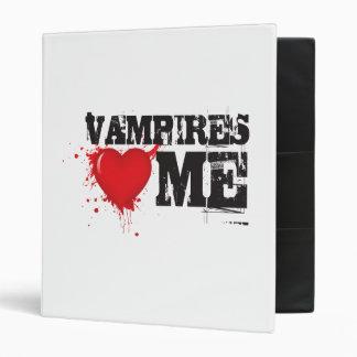 Vampire vamps love me binders