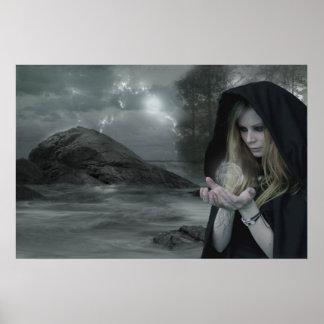 Vampire & Witchcraft Poster