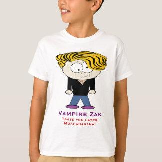 Vampire Zak,  Taste you later T-Shirt