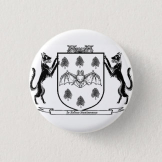Vampire's Coat of Arms pin badge