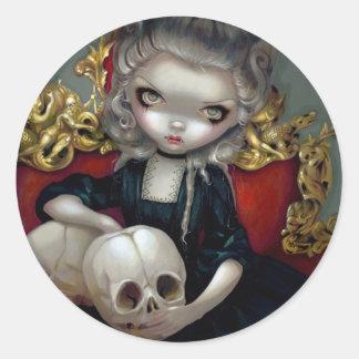 Vampires de Les Autocollant de Les Crânes