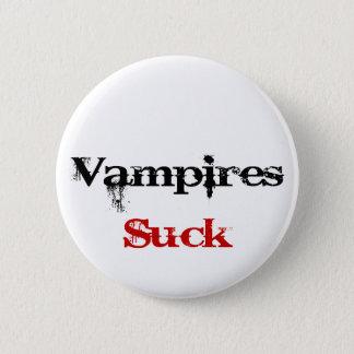 vampires suck 2 inch round button