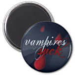 """Vampires Suck"" magnet"