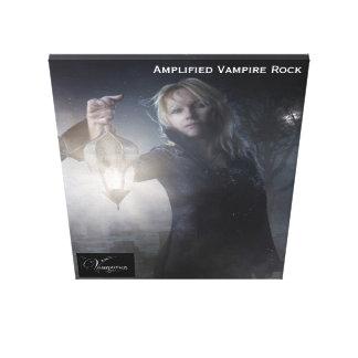 Vamplified Carrefour Vampir Canvas Print