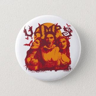 Vamps 2 Inch Round Button