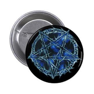 Vampyric_Pentagram 2 Inch Round Button