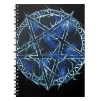 Vampyric_Pentagram Notebooks