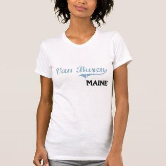 Van Buren Maine City Classic Shirt