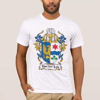 Van der Ley Family Crest T-Shirt