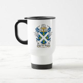 Van der Speck Family Crest Mug