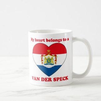 Van Der Speck Mugs