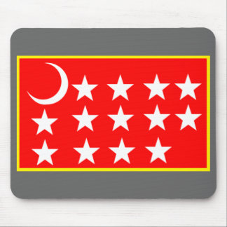 Van Dorn Flag Mousepad