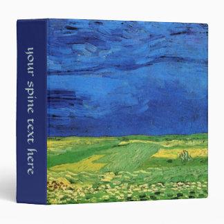 Van Gogh 3 Ring Binder