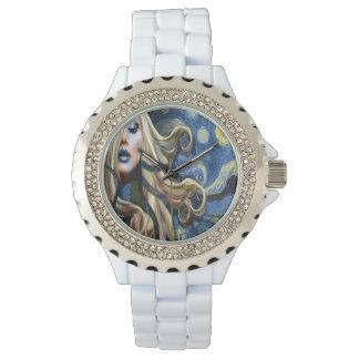 Van Gogh : A Starry Night Wristwatch