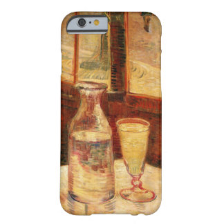Van Gogh Absinthe Vintage Impressionism Still Life Barely There iPhone 6 Case