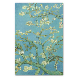 Van Gogh   Almond Blossom   1890 Tissue Paper