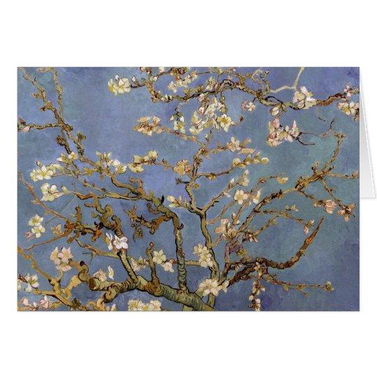 Van Gogh Almond Blossom Card