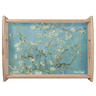 Van Gogh Almond blossom Serving Tray