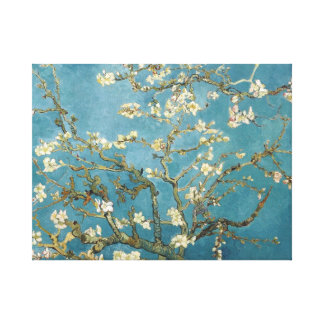 Van Gogh Almond Blossoms Canvas