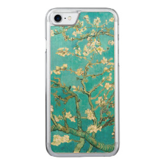 Van Gogh Almond Blossoms Carved iPhone 8/7 Case