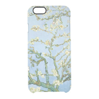 Van Gogh Almond Blossoms Clear iPhone 6/6S Case