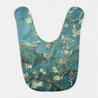 Van Gogh - Blossoming Almond Tree Bibs