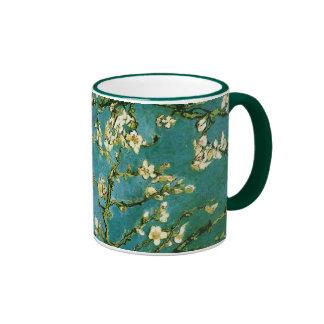 Van Gogh Blossoming Almond Tree F671 Fine Art Coffee Mug