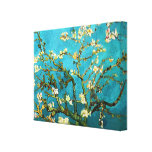 Van Gogh Blossoming Almond Tree Fine Art Gallery Wrapped Canvas
