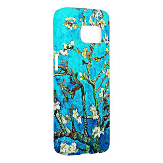 Van Gogh - Branches with Almond Blossoms Samsung Galaxy S7 Case