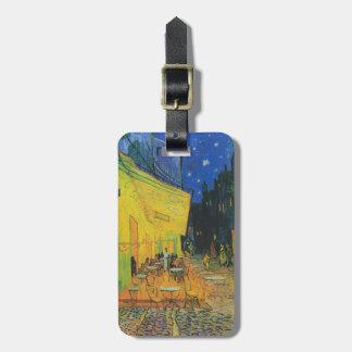 Van Gogh | Cafe Terrace at Night | 1888 Bag Tag